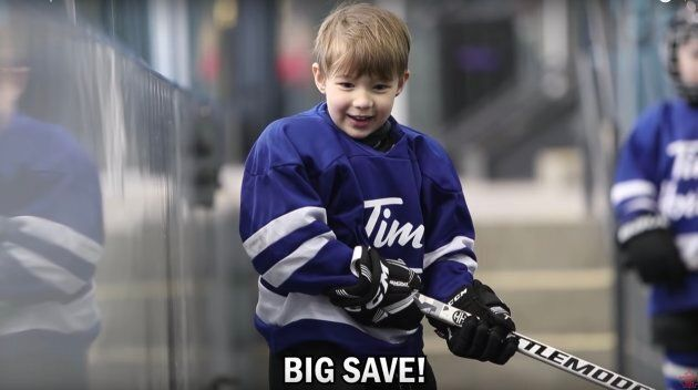 Mason Rupke, 4, isn't fazed by his fame.