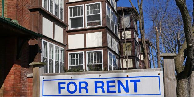 File photo of a rental sign.