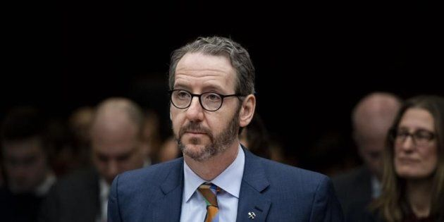 Gerald Butts says he has provided notes and text messages to the House of Commons justice