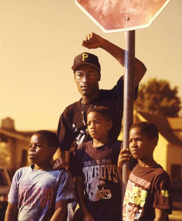"""In 1991, John Singleton became the youngest Academy Award nominee for Best Director for his debut film """"Boyz N the Hood."""""""