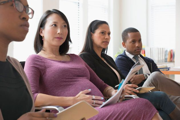 Not every workplace is receptive to a woman announcing her pregnancy.