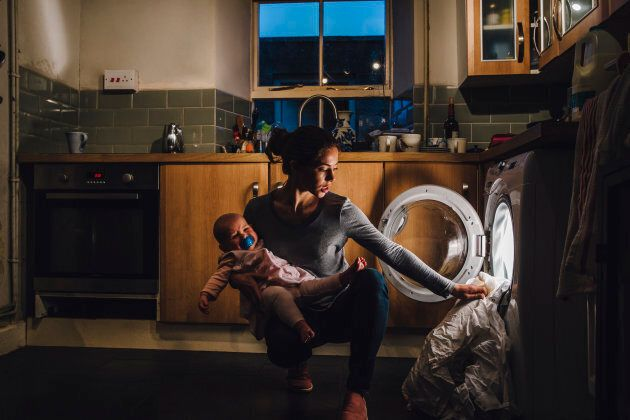 Mothers who earn less than their partners often take on more domestic labour, which can perpetuate the