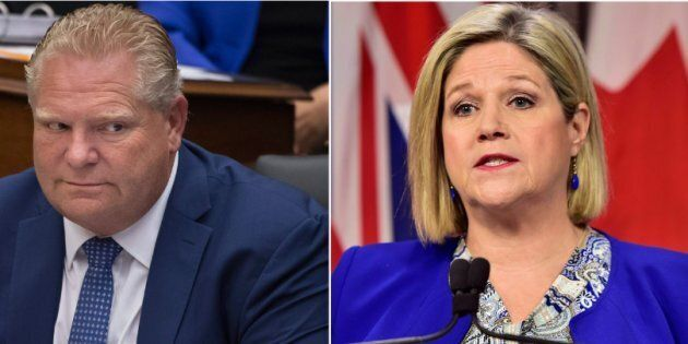 Ontario Premier Doug Ford says