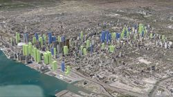 LOOK: The Amazing Transformation Of Toronto's Skyline, Past And