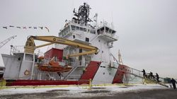 Canadian Coast Guard Ships At Risk Of 'Unrecoverable Failure':