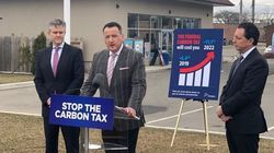 Ontario PCs Will Force Gas Stations To Show Price Of Carbon