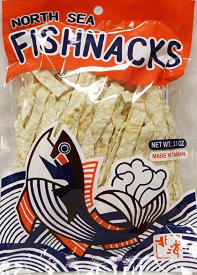 Dried fish snacks taste better than they sound. Trust.