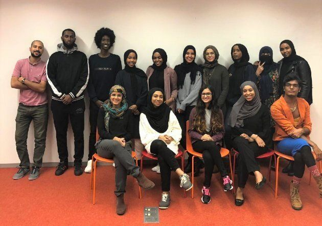 Members of the Rivers of Hope collective develop and facilitate anti-Islamophobia workshops for high school students in the Greater Toronto Area.