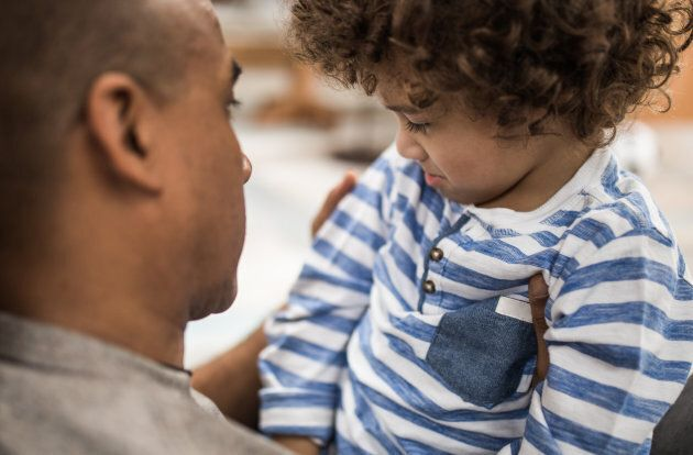 Kids may not be intentionally manipulating their parents by displaying anxious behaviours to get what they want.