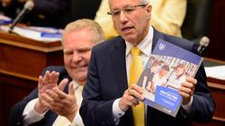 Ford Budget Will Leave Health-Care System Billions Of Dollars