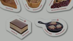 Canada Post's Dessert-Themed Stamps Look Good Enough To