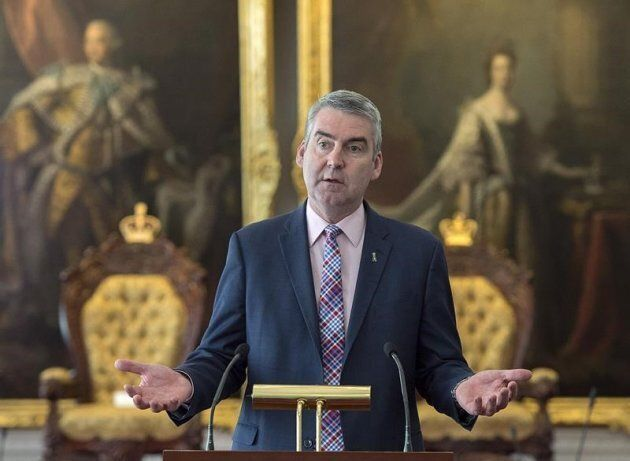 Premier Stephen McNeil speaks after Nova Scotia passes presumed consent law for organ