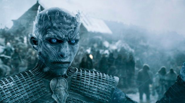 Note to Cersei: this White Walker is no joke.