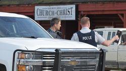 B.C. Parishioners Wrestle Alleged Gunman To The Ground In Fatal