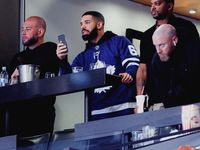 11b96a098db The 'Drake Curse' Has Descended On The Toronto Maple Leafs | HuffPost Canada