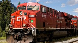 CP Rail To Lay Off