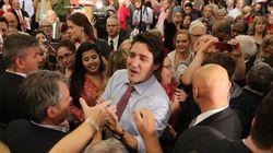 Trudeau Contrasts Harper's 1-Man