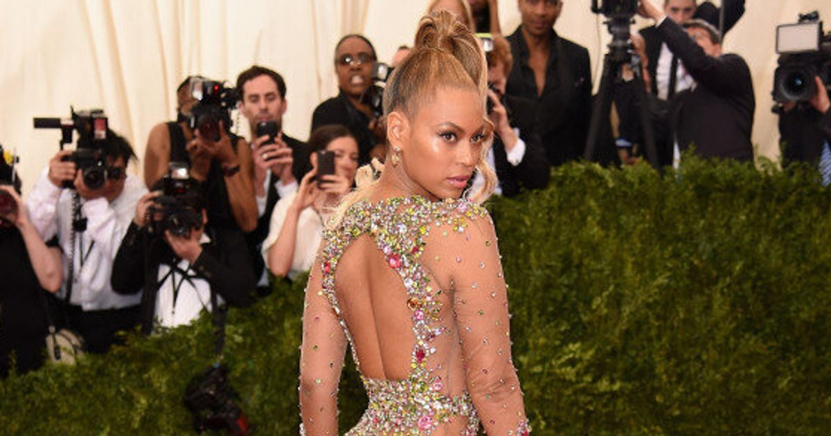 Beyoncé Shows Up Late To The Met Gala, Still Turns All