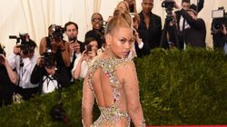 Beyonce Basically Goes Naked To The Met