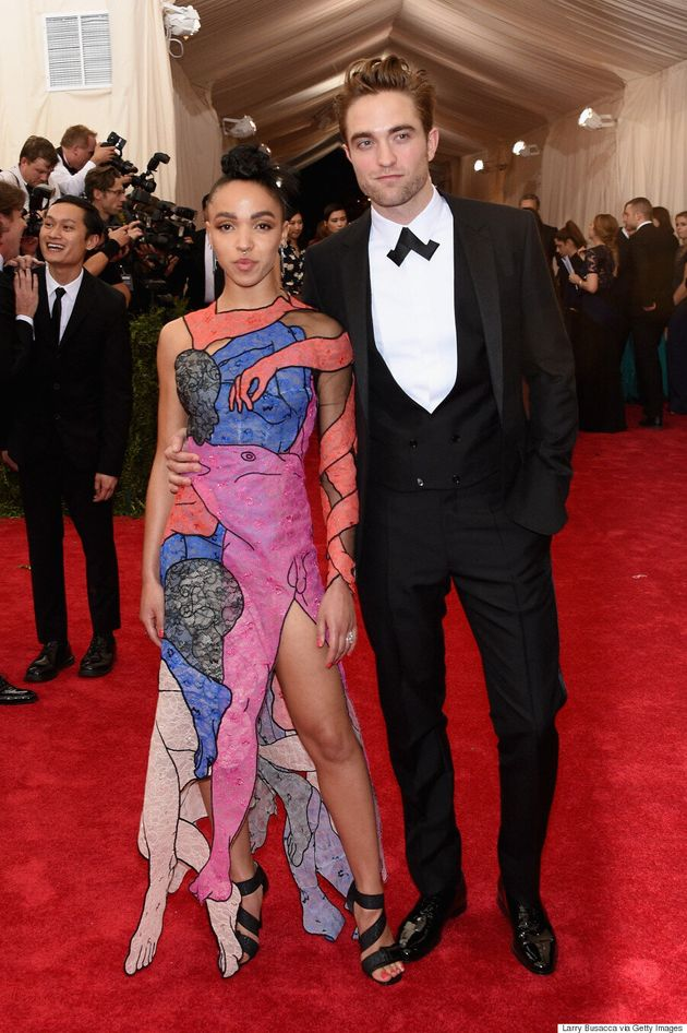 FKA Twigs' Met Gala 2015 Dress Is Wearable