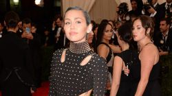 Miley Cyrus Goes Sexy Yet Conservative At The Met