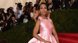 Kerry Washington Has Her Princess Moment At The Met