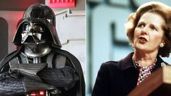▶Star Wars Day Has Some Strange, British Political