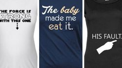 22 Hilarious Maternity Shirts For Moms With A Sense Of