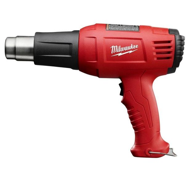 Jacques Torres is a fan of this Milwaukee heat gun, which keeps tempered chocolate from
