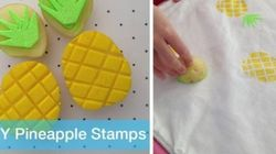 20 Fun Ways To Stamp With Stuff In Your