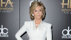 Jane Fonda Rocks A Crop Top Like A