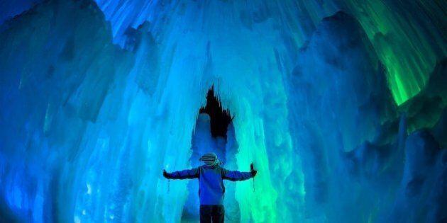 Edmonton Ice Castle Dreams Are Still