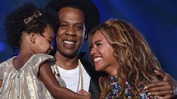 Beyoncé, Jay Z And Blue Ivy Had The Best Family Costume This
