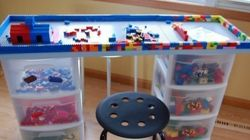 14 DIY Lego Table Ideas For Your Kids'