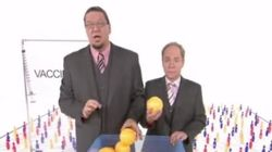 Penn And Teller Solve Vaccine Debate In 90