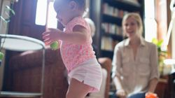 A Lazy Mom's Guide To Keeping Toddlers