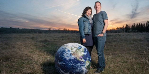Dalene And Pete Heck Awarded By National Geographic For