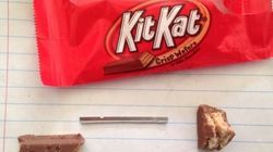 Ontario Child Bites Into Halloween Candy, Finds Razor