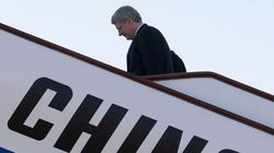Harper Urged To Press China On Hong Kong