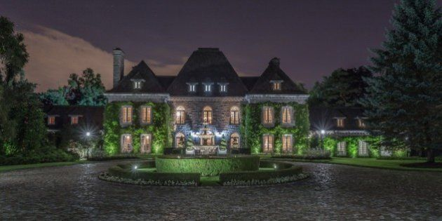 $25-Million Toronto House So Ritzy You Have To See It To Believe