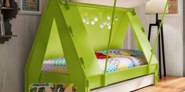 Cool Kids Rooms: Bedtime Won't Be A Fight With These