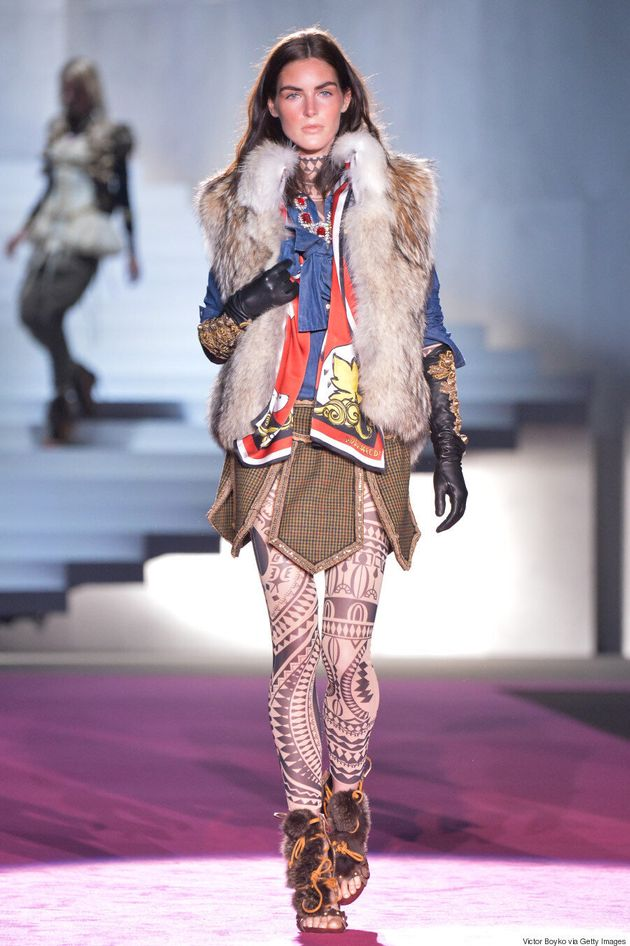 Canadian Design Duo Dsquared2 Slammed For 'Dsquaw'