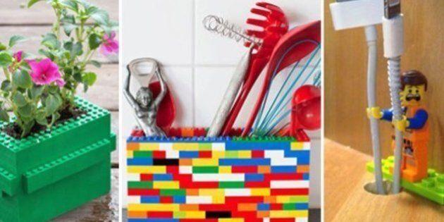Best Life Hacks: 18 Genius Ways Lego Can Make Life