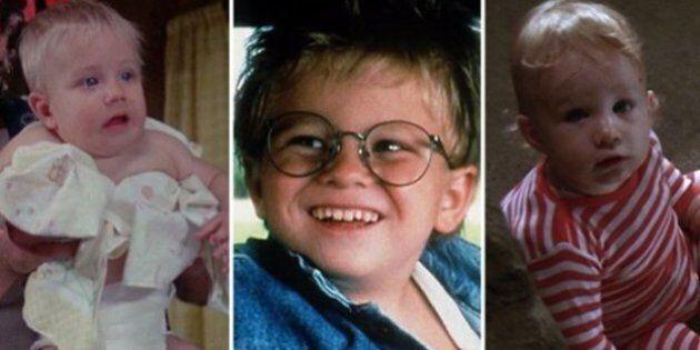 Celebrity Babies All Grown