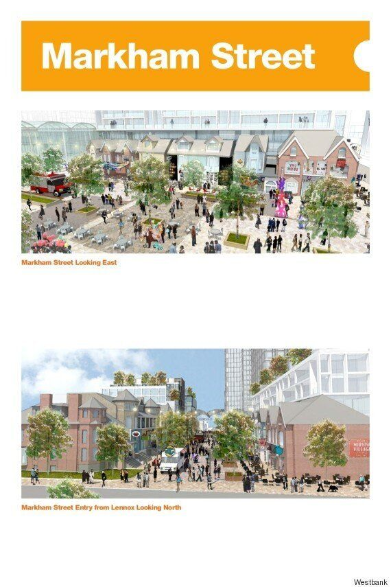 Honest Ed's Site Plans May Have Surprised Ed