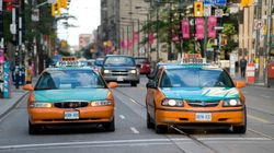 Toronto Lowers Cab Fares To Keep Up With