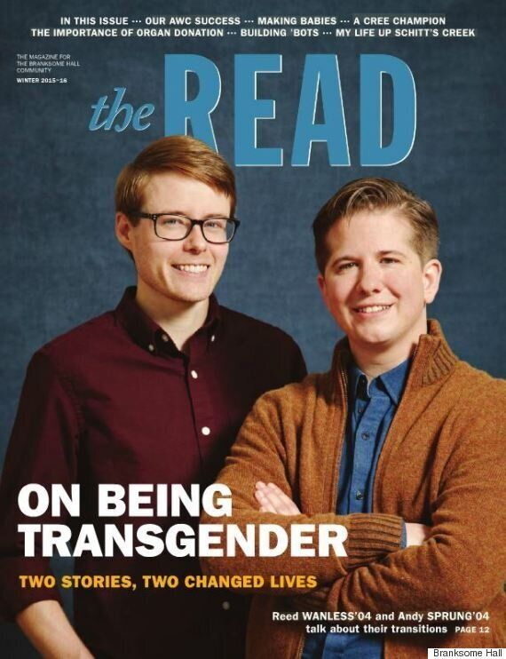Branksome Hall Celebrates Transgender Alumni In Magazine