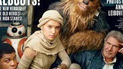 New 'Star Wars' Cast Covers Vanity Fair For 'May The