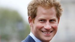 Prince Harry Says His New Niece Is 'Absolutely