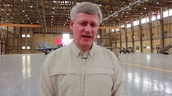 Harper: 'Really Inspiring' To Be With Men And Women Taking On